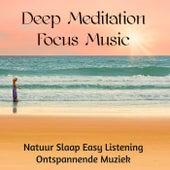 Deep Meditation Focus Music - Natuur Slaap Easy Listening Ontspannende Muziek voor Helende en Reiki Behandeling by Sounds of Nature White Noise for Mindfulness Meditation and Relaxation BLOCKED