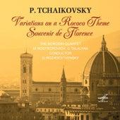Piotr Ilyich Tchaikovsky: Variations on a Rococo Theme & Souvenir De Florence by Various Artists
