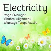 Electricity - Yoga Övningar Chakra Alignment Massage Terapi Musik med Lounge Chill Avslappnande Ljud by Various Artists