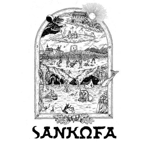 All the While von Sankofa