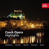 Czech Opera Highlights by Various Artists