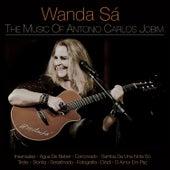 The Music Of Antonio Carlos Jobim by Wanda Sá