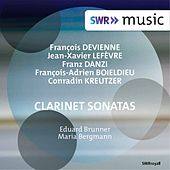 Clarinet Sonatas by Eduard Brunner
