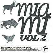 House Farm presents Miami Vol. 2 by Various Artists