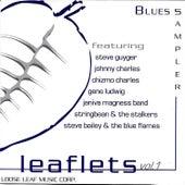 Leaflets Blues Sampler, Vol. 1 by Various Artists