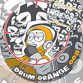 Drum Orange 008 by Nightwalker