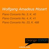 Orange Edition - Mozart: Piano Concerti Nos. 3, 4 & 23 by Various Artists