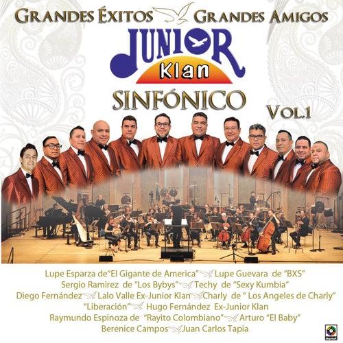 Grandes Éxitos Grandes Amigos Sinfónico, Vol. 1 by Junior Klan