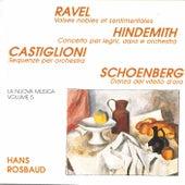 Ravel, Hindemith, Castiglioni & Schoenberg: La nuova musica, Vol. 5 by Various Artists