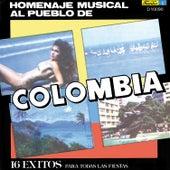 Homenaje Músical al Pueblo de Colombia by Various Artists