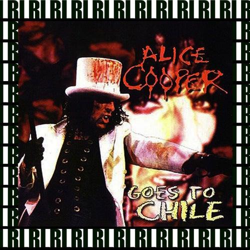 Teatro Monumental, Santiago, Chile, September 7th, 1995 (Remastered, Live On Broadcasting) von Alice Cooper