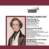 Mendelssohn's Art by Various Artists