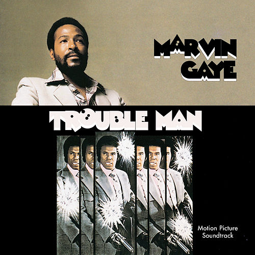 Trouble Man (Reissue) by Marvin Gaye