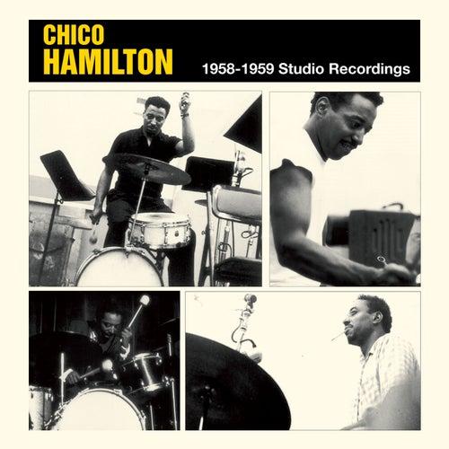 1958-1959 Studio Recordings by Chico Hamilton