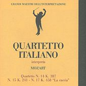 Grandi maestri dell'interpretazioni: Quartetto italiano interpreta Mozart by Quartetto Italiano