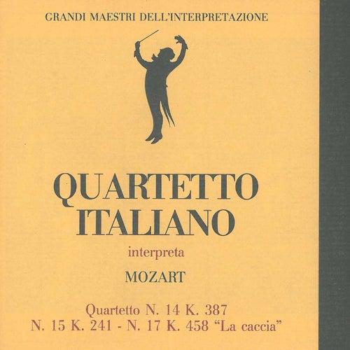 Grandi maestri dell'interpretazioni: Quartetto italiano interpreta Mozart by Quartetto Italiano