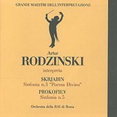 Grandi Maestri dell'interpretazione: Artur Rodzinski interpreta Scriabin & Prokofiev by Orchestra Sinfonica Nazionale della RAI di Roma