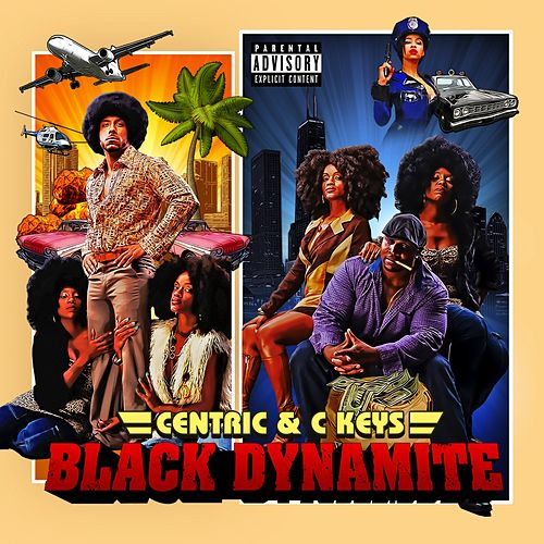 Black Dynamite by Centric