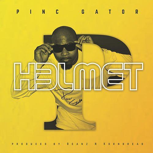 Helmet by Pinc Gator