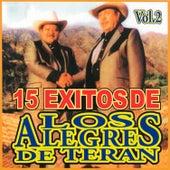 15 Éxitos de Los Alegres de Terán, vol. 2 by Los Alegres de Teran