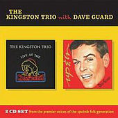 The Kingston Trio with Dave Guard by Various Artists