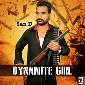 Dynamite Girl by Sand