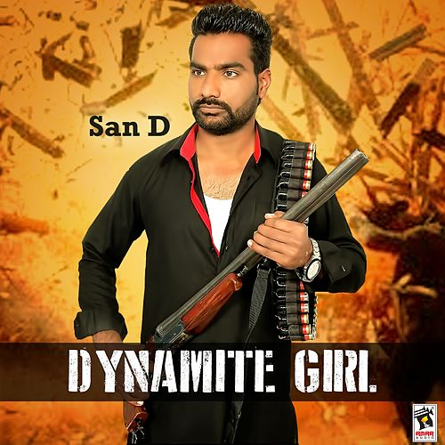 Dynamite Girl by Sand