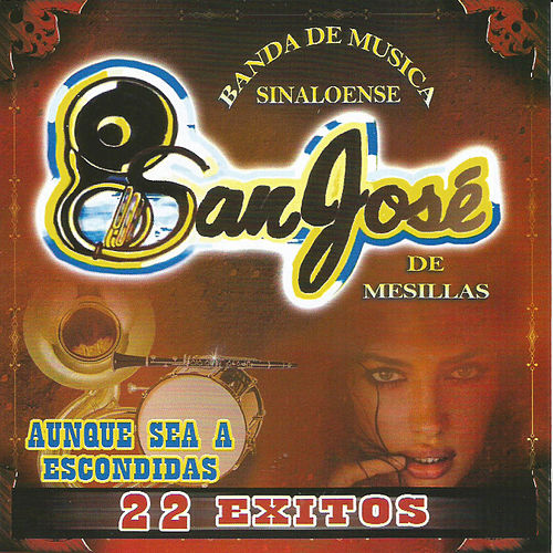 Aunque Sea a Escondidas by Banda San Jose De Mesillas