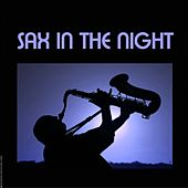 Sax in the night by Paul Webster