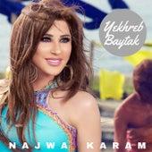 Yekhreb Baytak by Najwa Karam