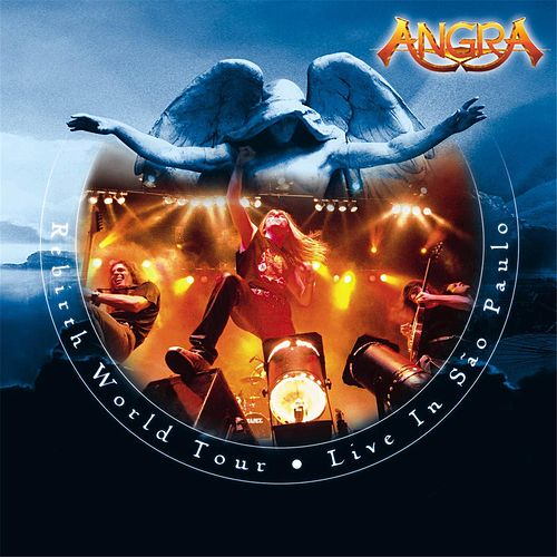 Rebirth World Tour: Live in São Paulo by Angra