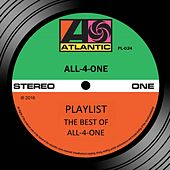 Playlist: The Best Of All-4-One by All-4-One