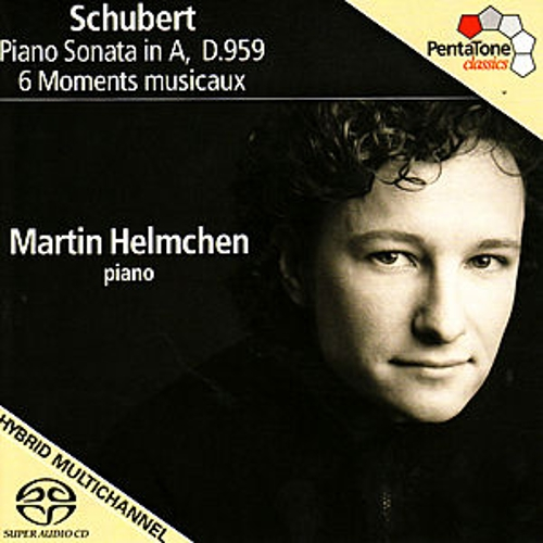 SCHUBERT, F.: Piano Sonata No. 20, D. 959 / 6 Moments musicaux, D. 780 (M. Helmchen) by Martin Helmchen