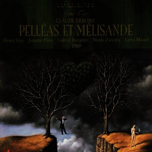 Debussy: Pelléas et Mélisande by RAI Orchestra & Chorus