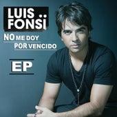 No Me Doy Por Vencido - EP by Luis Fonsi