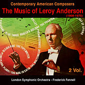 Contemporary American Composers : The Music of Leroy Anderson von Various Artists