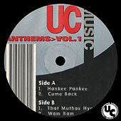 Anthems, Vol. 1 EP by Various Artists