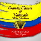 Grandes Clasicos del Vallenato (Musica Colombiana) by Jorge Zapata