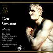 Mozart: Don Giovanni by Vienna Philharmonic Orchestra