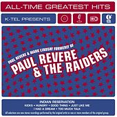 All-Time Greatest Hits by Paul Revere