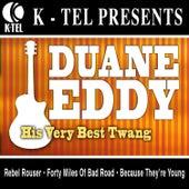 Duane Eddy - His Very Best Twang by Duane Eddy