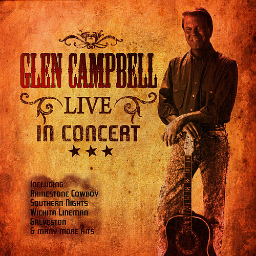 Live In Concet by Glen Campbell