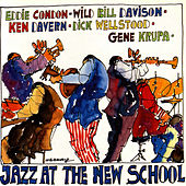 Live At The New School (1972) by Eddie Condon