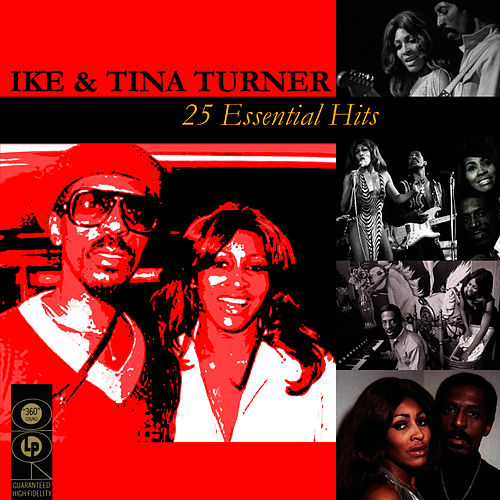 25 Essential Hits by Ike and Tina Turner