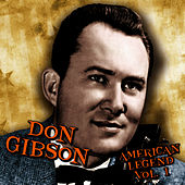 American Legend, Volume 1 by Don Gibson