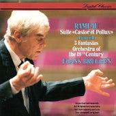 Rameau: Castor et Pollux Suite / Purcell: 3 Fantasias von Various Artists