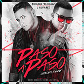 Paso a Paso (Remix) by Ronald el Killa