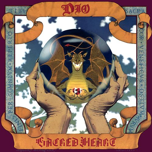 Sacred Heart (Remastered) by Dio