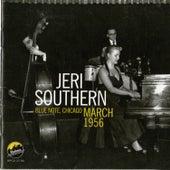 Jeri Southern Blue Note, Chicago, March 1956 by Jeri Southern