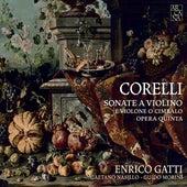 Corelli: Sonate a violino e violone o cimbalo. Opera quinta von Guido Morini